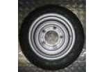 155/70 x 12 Wheel & tyre 5 stud 140mm PCD