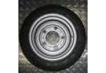 155/70 x 12 Wheel & tyre 5 stud 140mm PCD