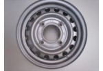 "13"" Wheel  Rim 5.5"" PCD Silver"