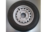 "13"" Wheel with 155 x 13 Tyre 5.5"" PCD"