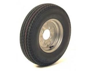 5.00 x 10 Wheel & tyre 115mm PCD