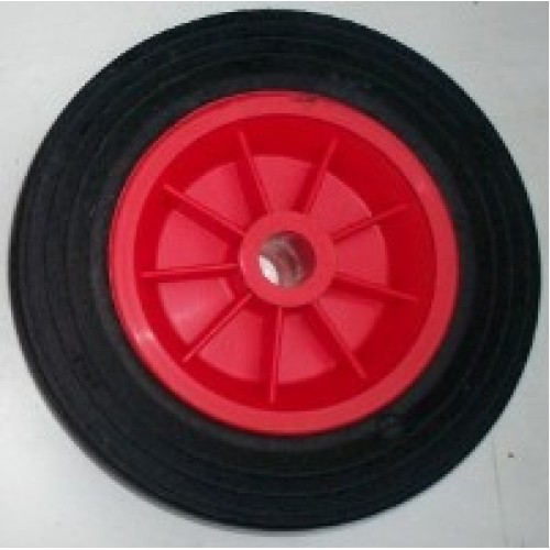 8 Quot 200mm Plastic Wheel With 20mm Bore Red