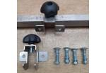 Light Board Mounting Brackets for G3 & G4 Base-Rak