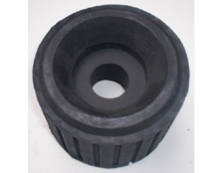 Ribbed Rubber Roller