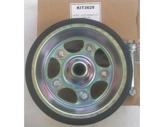 "Bradley Kit 3629 Spare Jockey Wheel 9""/225mm x 80mm"