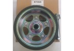 "Bradley Kit 3628 Spare Jockey Wheel 9""/225mm x 80mm"