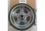 "Bradley Kit 3628 Spare Jockey Wheel 9""/225mm x 80mm"