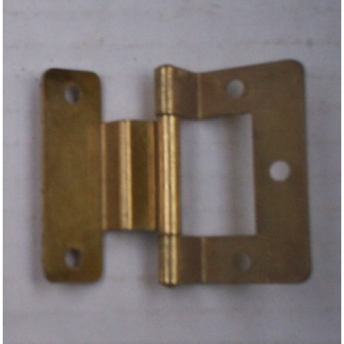 Hinges And Cupboard Stays Brass 2 Quot Cranked Hinge