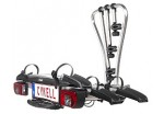 Cykell Towball Mounted 4 Bike Carrier