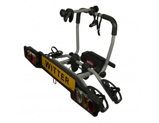 Witter Towball Mounted 2 Bike Carrier ZX302