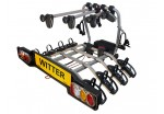 Witter Towball Mounted 4 Bike Carrier ZX304