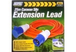 25m Mains Extension Lead