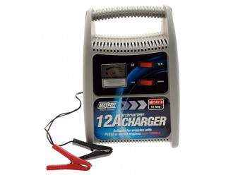 Maypole 12A Standard Battery Charger
