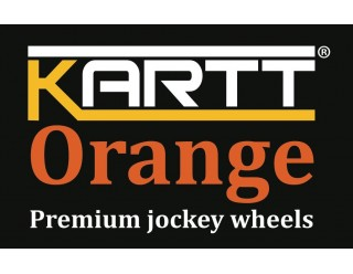 Kartt Orange Premium Jockey Wheels