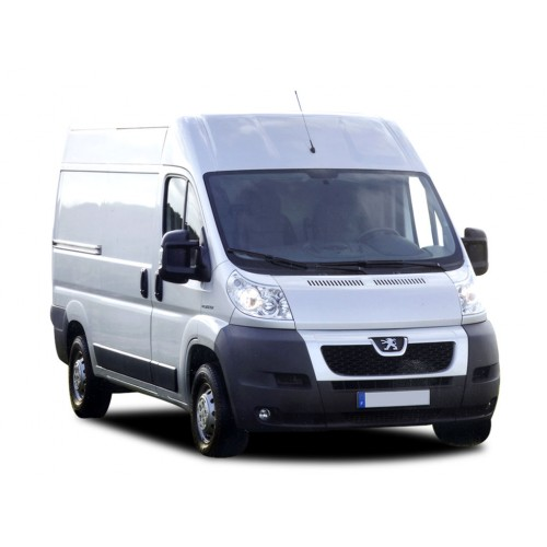 peugeot boxer l2h2 mwb high roof 2006 onwards. Black Bedroom Furniture Sets. Home Design Ideas