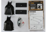 Commercial vehicle roof bar mounting kit for vehicles with fixpoint Dispatch Scudo Expert 96-06