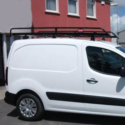 3932e55416a1e5 Citroen Berlingo Roof Rack L1H1 Twin Door April 2008-