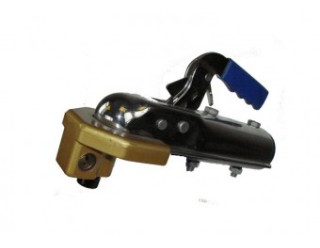 Deluxe Pressed Steel Coupling Lock Maypole