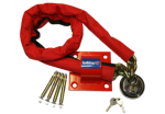 Bulldog MC30 Ground Anchor & Chain