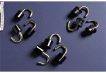 Awning Pole Hooks 19mm - Pack of 2