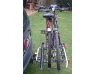 Bak-Rak Base Rack & Wheel Support Cycle Carrier