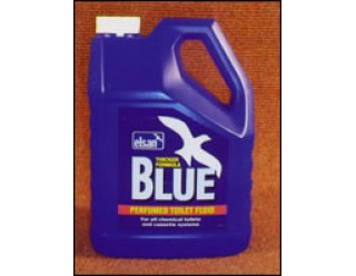 Elsan Blue 4 Litre - Box of 4