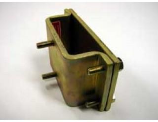 L Bracket Clamp-On- Adaptor