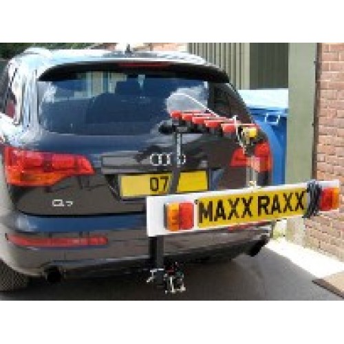 Maxxraxx Premier 5 Cycle Carrier Easyfixx