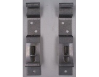 Number Plate Mounting Quick Release Oblong