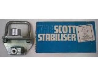 Scott TV2 Stabiliser Car Plate Volvo 245 P20