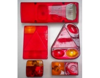 Rear Lights and Lenses