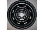 "13"" Wheel Rim 100mm PCD Black"