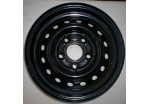"13"" Wheel Rim 5 x 112mm PCD Black"