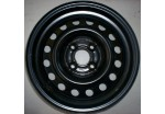 "14"" Wheel Rim 100mm PCD Black"
