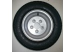 195 55R x 10C Wheel & Tyre 5 Stud 112mm PCD