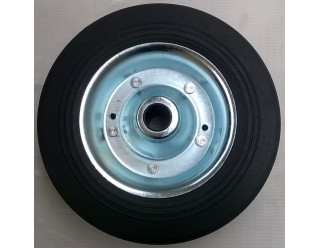 "8""/200mm 40mm wide Metal Wheel with 20mm Bore"