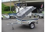 Lider Seville Trailer ABS Lid Package