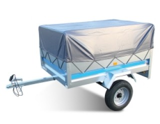 30cm High Cover & Frame for the Maypole MP6810 & Erde 102 Trailers