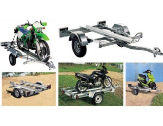 Lider Motorbike & Luggage Trailers