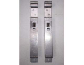 Number Plate Mounting Quick Release Square