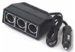 Triple Socket Adaptor