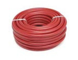 "Red 1.2""/12mm Reinforced Water Hose"