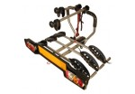 Witter Towball Mounted 3 Bike Carrier ZX203