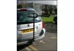 Witter Towbar Mounted 4 Bike Carrier ZX88