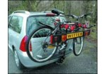 Witter Towbar Mounted 4 Bike Carrier ZX89