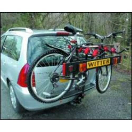 Witter Towbar Mounted 4 Bike Carrier Zx89